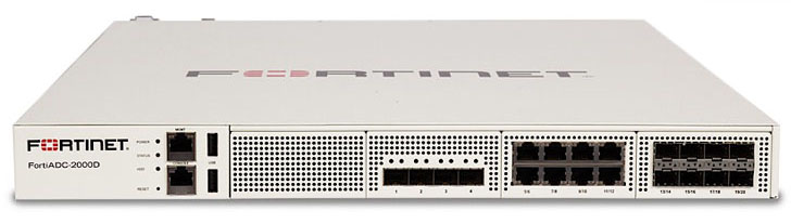 Fortinet FortiADC 2000D
