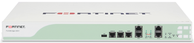 Fortinet FortiBridge 2001 Bypass Appliance