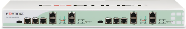 Fortinet FortiBridge 2002 Bypass Appliance