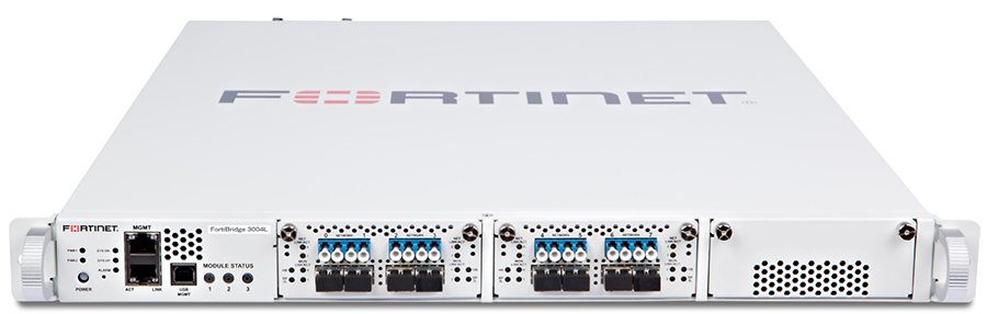 Fortinet FortiBridge 3002L Bypass Appliance