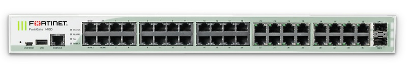 Fortinet FortiGate 140D-POE