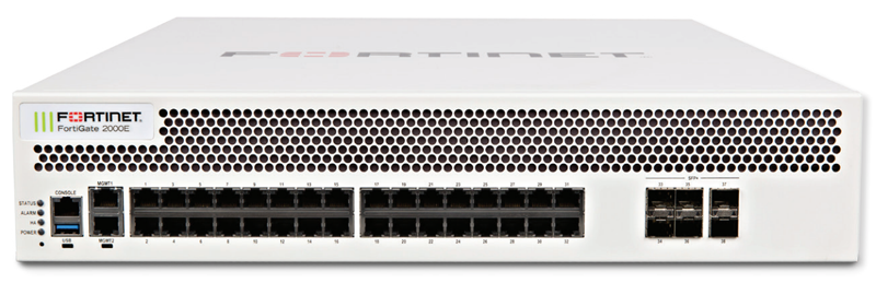 Fortinet High End Level