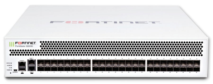 Fortinet FortiGate 3200D