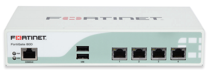 Fortinet FortiGate 80D