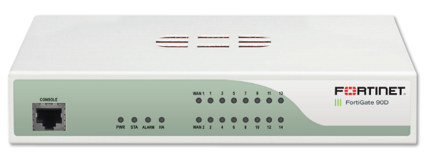 Fortinet FortiGate-90D-POE