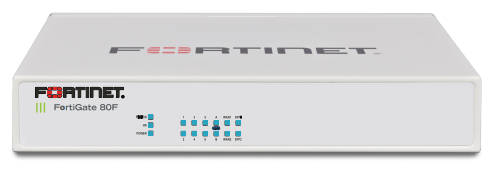 Fortinet FortiGate 80F-Bypass
