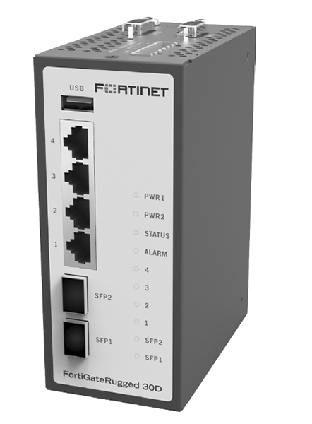 Fortinet FortiGate Rugged 30D