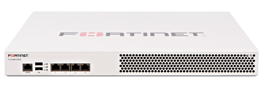 Fortinet FortiMail 200E | AVFirewalls com