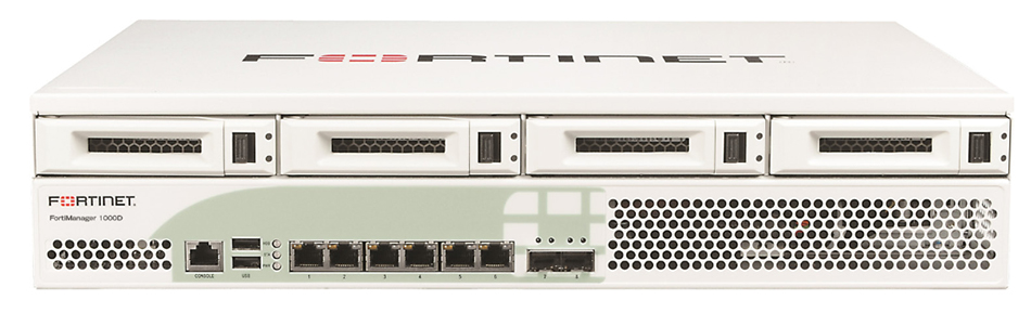 Fortinet FortiManager 1000D Appliance
