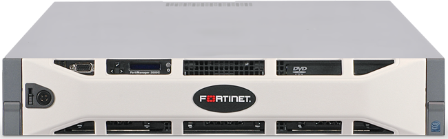 Fortinet FortiManager 3000C Appliance