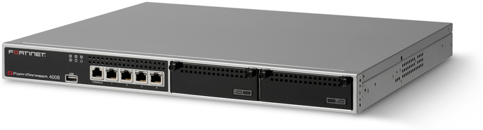 Fortinet FortiManager 400B Appliance