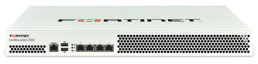 Fortinet FortiRecorder 200D