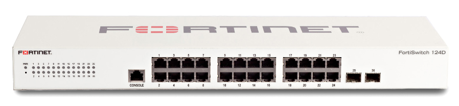 FortiSwitch-124D