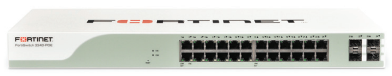 Fortinet FortiSwitch 224D-POE