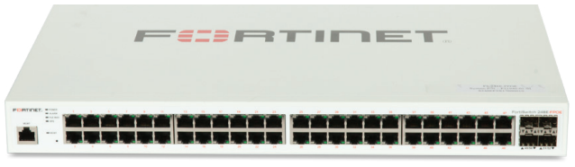 FortiSwitch 248E FPOE