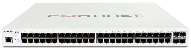 FortiSwitch 248E POE
