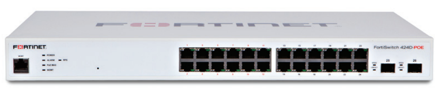 FortiSwitch 424D POE