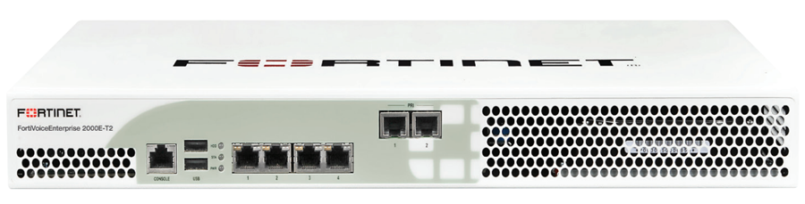 Fortinet FortiVoice Enterprise 2000E-T2