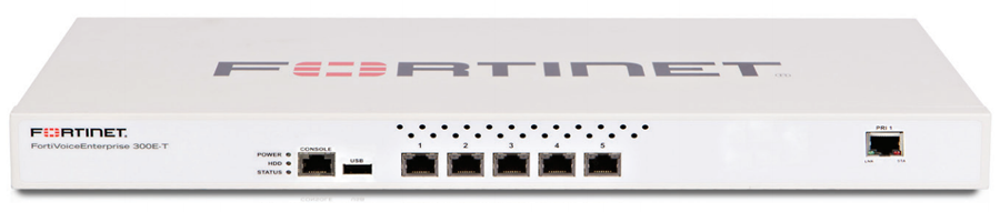 Fortinet FortiVoice Enterprise 300E-T