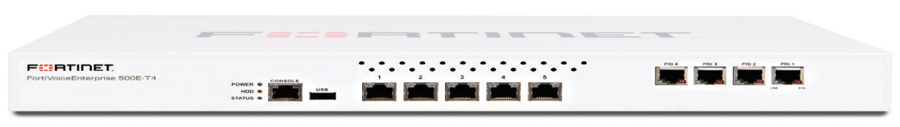 Fortinet FortiVoice Enterprise 500E-T4
