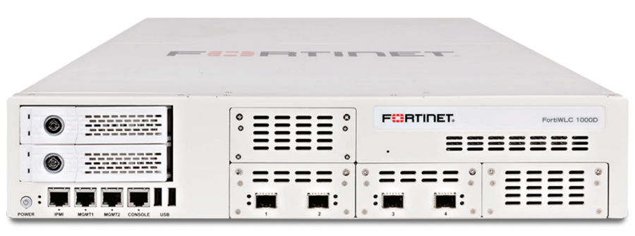 Fortinet FortiWLC 1000D