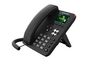 Fortinet FortiFone-175 Entry level IP phone with 2.4 inch color display