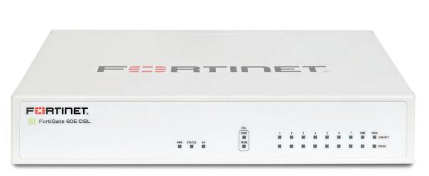Fortinet FortiWifi 60E-DSL/J Series | AVFirewalls com