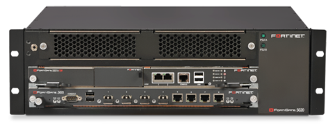 Fortinet Fortichassis Series