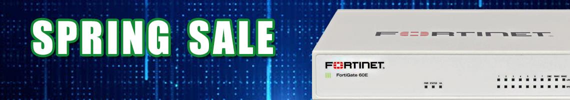 FortiGate 100E/200E/50E Spring Sales Promo   AVFirewalls com